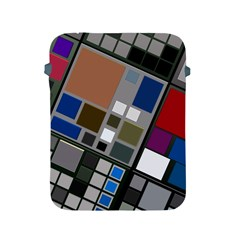 Abstract Composition Apple Ipad 2/3/4 Protective Soft Cases by Nexatart