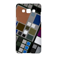 Abstract Composition Samsung Galaxy A5 Hardshell Case