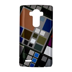 Abstract Composition Lg G4 Hardshell Case by Nexatart