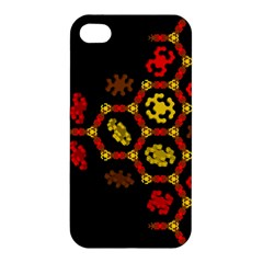 Algorithmic Drawings Apple Iphone 4/4s Hardshell Case