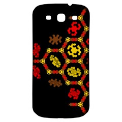 Algorithmic Drawings Samsung Galaxy S3 S Iii Classic Hardshell Back Case