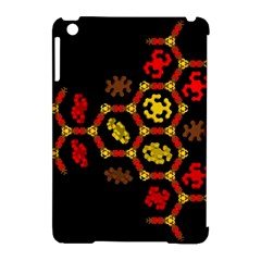 Algorithmic Drawings Apple Ipad Mini Hardshell Case (compatible With Smart Cover) by Nexatart