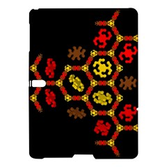 Algorithmic Drawings Samsung Galaxy Tab S (10 5 ) Hardshell Case  by Nexatart