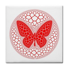 Butterfly Face Towel