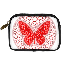 Butterfly Digital Camera Cases by Nexatart