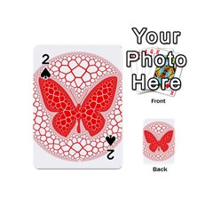 Butterfly Playing Cards 54 (mini)