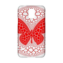 Butterfly Samsung Galaxy S5 Hardshell Case  by Nexatart
