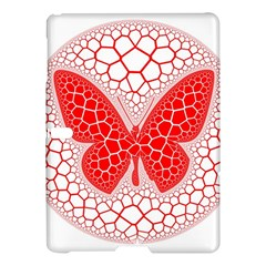 Butterfly Samsung Galaxy Tab S (10 5 ) Hardshell Case  by Nexatart