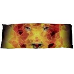 Fractal Lion Body Pillow Case (dakimakura)