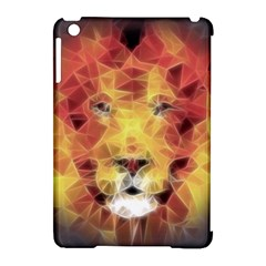 Fractal Lion Apple Ipad Mini Hardshell Case (compatible With Smart Cover) by Nexatart