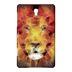 Fractal Lion Samsung Galaxy Tab S (8 4 ) Hardshell Case