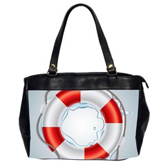 Spare Tire Icon Vector Office Handbags (2 Sides)