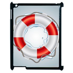 Spare Tire Icon Vector Apple Ipad 2 Case (black)