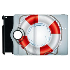 Spare Tire Icon Vector Apple Ipad 3/4 Flip 360 Case by Nexatart