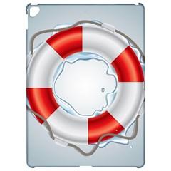 Spare Tire Icon Vector Apple Ipad Pro 12 9   Hardshell Case