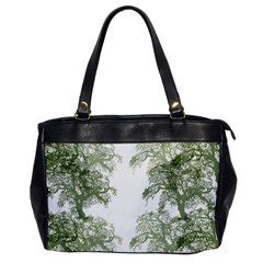 Trees Tile Horizonal Office Handbags