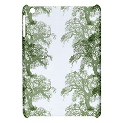 Trees Tile Horizonal Apple Ipad Mini Hardshell Case by Nexatart
