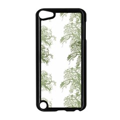 Trees Tile Horizonal Apple Ipod Touch 5 Case (black) by Nexatart