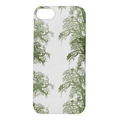 Trees Tile Horizonal Apple Iphone 5s/ Se Hardshell Case