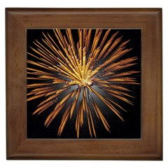 Pyrotechnics Thirty Eight Framed Tiles