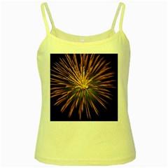 Pyrotechnics Thirty Eight Yellow Spaghetti Tank