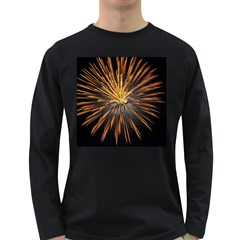 Pyrotechnics Thirty Eight Long Sleeve Dark T Shirts