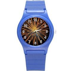 Pyrotechnics Thirty Eight Round Plastic Sport Watch (s)