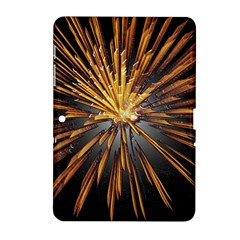 Pyrotechnics Thirty Eight Samsung Galaxy Tab 2 (10 1 ) P5100 Hardshell Case  by Nexatart