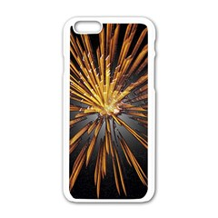 Pyrotechnics Thirty Eight Apple Iphone 6/6s White Enamel Case