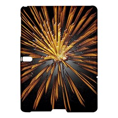 Pyrotechnics Thirty Eight Samsung Galaxy Tab S (10 5 ) Hardshell Case  by Nexatart