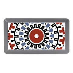 Mandala Art Ornament Pattern Memory Card Reader (mini)