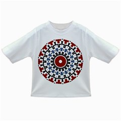 Mandala Art Ornament Pattern Infant/toddler T Shirts