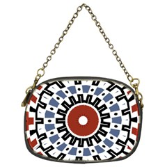 Mandala Art Ornament Pattern Chain Purses (two Sides)  by Nexatart