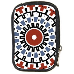 Mandala Art Ornament Pattern Compact Camera Cases
