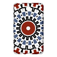 Mandala Art Ornament Pattern Samsung Galaxy Tab 4 (8 ) Hardshell Case