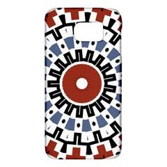 Mandala Art Ornament Pattern Galaxy S6
