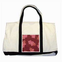 Plumelet Pen Ethnic Elegant Hippie Two Tone Tote Bag