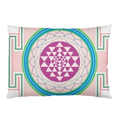Mandala Design Arts Indian Pillow Case (two Sides)