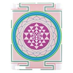 Mandala Design Arts Indian Apple Ipad 3/4 Hardshell Case