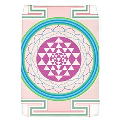 Mandala Design Arts Indian Flap Covers (s)  by Nexatart