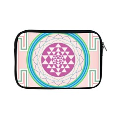 Mandala Design Arts Indian Apple Ipad Mini Zipper Cases by Nexatart