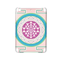 Mandala Design Arts Indian Ipad Mini 2 Hardshell Cases by Nexatart