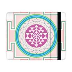 Mandala Design Arts Indian Samsung Galaxy Tab Pro 8 4  Flip Case