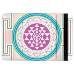Mandala Design Arts Indian Ipad Air 2 Flip