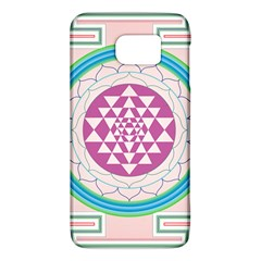 Mandala Design Arts Indian Galaxy S6