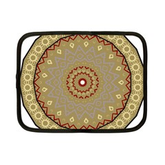 Mandala Art Ornament Pattern Netbook Case (small)