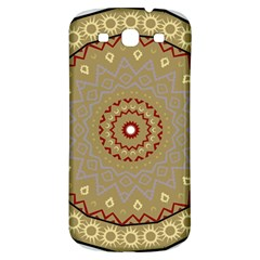 Mandala Art Ornament Pattern Samsung Galaxy S3 S Iii Classic Hardshell Back Case by Nexatart