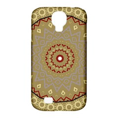 Mandala Art Ornament Pattern Samsung Galaxy S4 Classic Hardshell Case (pc+silicone)