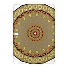 Mandala Art Ornament Pattern Samsung Galaxy Tab Pro 12 2 Hardshell Case by Nexatart