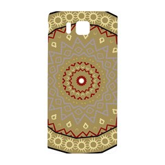 Mandala Art Ornament Pattern Samsung Galaxy Alpha Hardshell Back Case